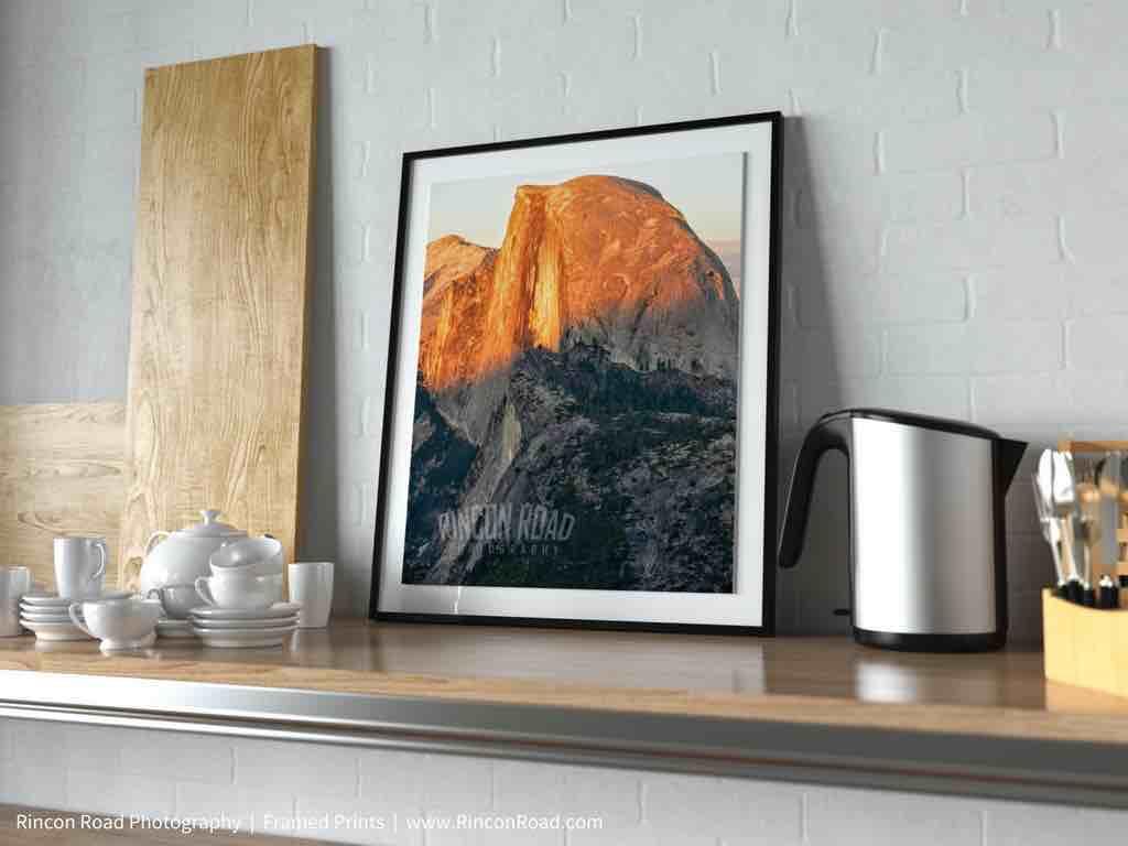 Rincon Road Photography Designer Framed Print